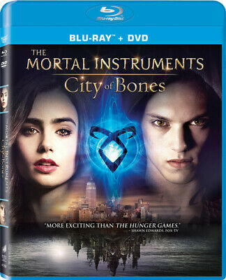 Mortal Instruments [Blu-ray] [US Import] Blu-ray Expertly Refurbished Product • 7.85£