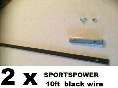 £19.99 • Buy For Repair   Sportspower Trampoline Part-10ft Cushion Padding Replacement