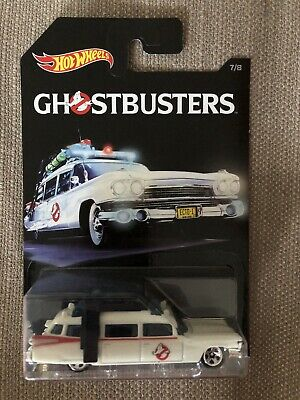 Hot Wheels Ghostbusters Ecto-1 2016 • 15£