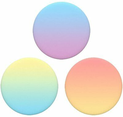 AU14.34 • Buy PopSockets PopMinis: Mini Grips For Phones & Tablets (3 Pack) - Misty Rainbow