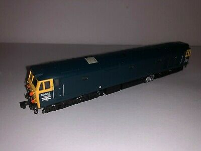 2D-002-001D Dapol N Gauge Class 50 50043 BR Blue DCC Fitted *Brand New* • 64£