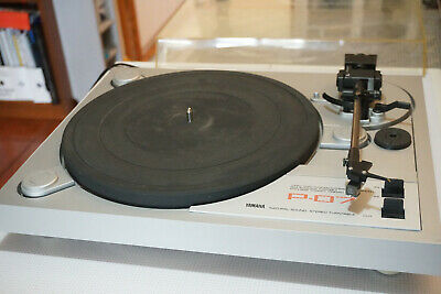 AU240 • Buy Yamaha P-07 Natural Sound Semi-Automatic Belt-Drive Turntable Suspension JAPAN