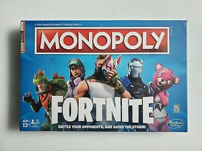 $10 • Buy MONOPOLY Fortnite Edition, New In Box