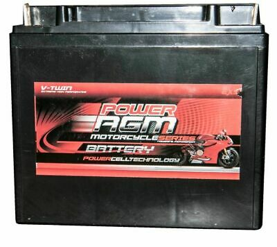 AU55 • Buy Power AGM 12V 10AH 265CCAs Motorcycle Battery NPC-YTX12-BS Bike Scooter Jet Ski
