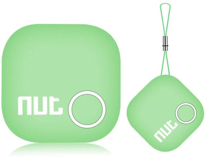 Tile Key Finder Locator Smart Tracker - Nut 2  Bluetooth Item Anti-Lost Green  • 13.82£
