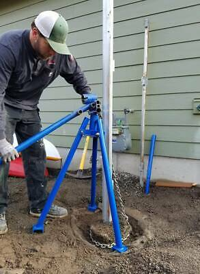 $495 • Buy Post And Small Stump Puller
