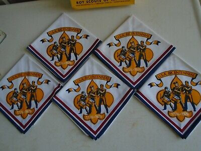 Cub  Scout Neckerchief 1976 Bicentennial New • 5.52£