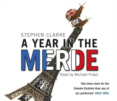 Praed, Michael : A Year In The Merde CD Highly Rated EBay Seller Great Prices • 2£