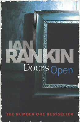 £1.98 • Buy Doors Open By Ian Rankin (Paperback / Softback) Expertly Refurbished Product
