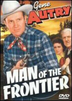 Gene Autry: Man Of The Frontier [DVD] [1 DVD Incredible Value And Free Shipping! • 18.34£