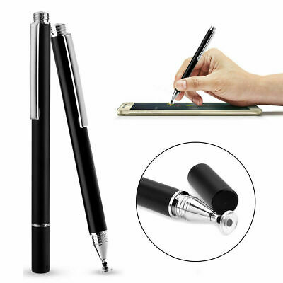 Thin Capacitive Touch Screen Pen Stylus For IPhone IPad Samsung Phone Tablet UK • 3.98£
