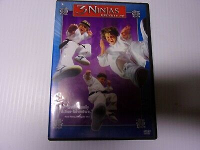 $ CDN13.23 • Buy 3 Ninjas Knuckle Up (DVD, 2001)
