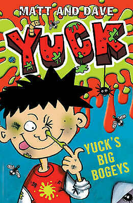 £6.99 • Buy YUCK'S BIG BOGEYS And YUCK'S SMELLY SOCKS By Matt And Dave (Paperback) Book