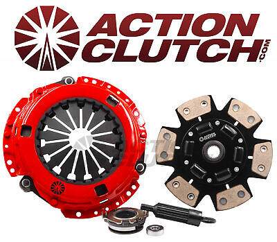 AU476.69 • Buy Action Stage 3 Sprung Racing Clutch Kit For 91-95 Toyota Mr2 2.2l Non-turbo 5sfe