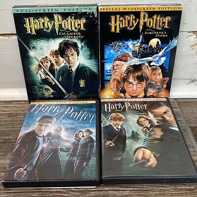 $ CDN20.67 • Buy Harry Potter DVD Set Of 5 Movies 5 Out Of 8 For Complete Series