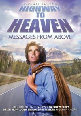 Highway To Heaven / Messages From Above / 2 Part New Dvd • 12.51£