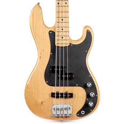 Used Unbranded P&J Style Parts Bass Natural Finish • 265.76£