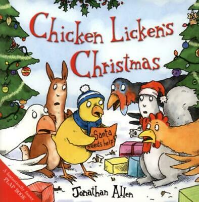 £1.81 • Buy Chicken Licken's Christmas By Jonathan Allen (Paperback) FREE Shipping, Save £s