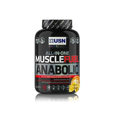 USN Muscle Fuel Anabolic 2kg • 30.99£