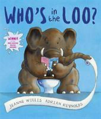Who's In The Loo? Paperback Jeanne Willis • 3.58£
