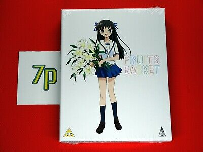 £28.99 • Buy Fruits Basket Collector's Edition (BLU-RAY NEW SEALED OOP) Anime Complete