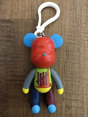 $18.80 • Buy Popobe Keychain UNDFTD Undefeated Urban Vinyl Bear Hypebeast Union Bearbrick