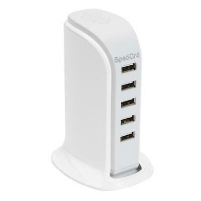 AU13.19 • Buy 4A 5 Ports 20W USB Wall Travel Power Adapter Charger For Smart Phone Tablet #JT1