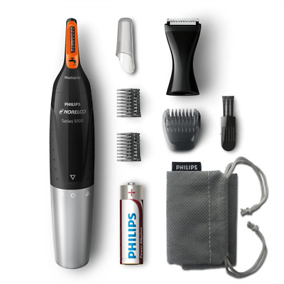 AU264.95 • Buy Philips Norelco NT5175/49, Nose Hair Trimmer 5100,Washable Mens Precision...