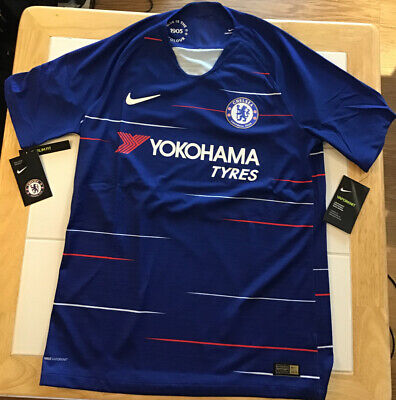 Chelsea Jersey Home 2018/2019 Nike Men's Vapor Match Men's New With Tags • 43.96£