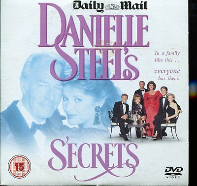 Danielle Steel - Secrets / Newspaper Promo DVD • 1£