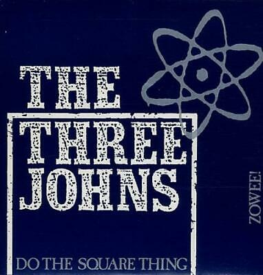 Do The Square Thing Three Johns 7  Vinyl Single Record UK ABS023 • 10.94£