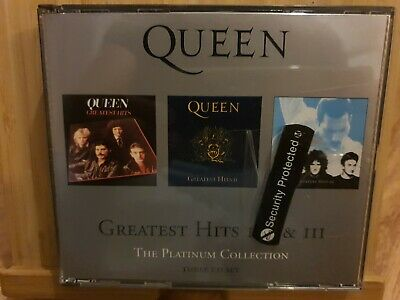 Queen - The Platinum Collection: Greatest Hits I, II & III - Queen CD AVVG The • 7£
