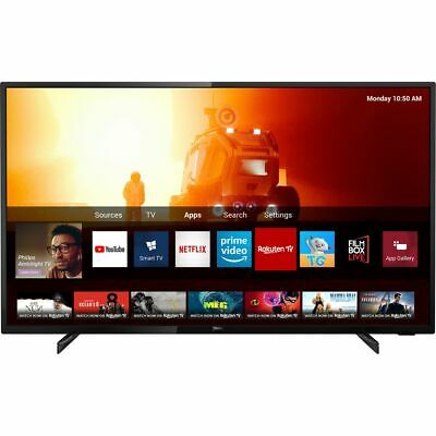 Philips TPVision 50PUS7505 50 Inch TV Smart 4K Ultra HD LED Freeview HD 3 HDMI • 429£