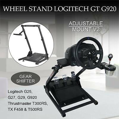 £53.99 • Buy Top Quality Racing Simulator Steering Wheel Stand For  G25 G27 G29 G920