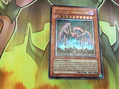 Sovr-en025 Yugioh Earthbound Immortal Uru Ultimate Rare Near Mint • 32.50£