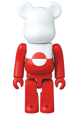 $7.99 • Buy Medicom Bearbrick Be@rbrick 100% Series 38 Flag Greenland S38 Art Toy Figure