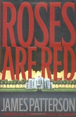 £3.10 • Buy Roses Are Red (Alex Cross) By James Patterson