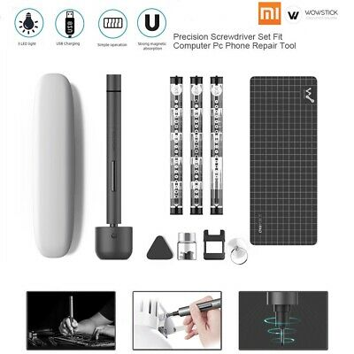 View Details Xiaomi Mini Wowstick 1F+ Pro 64 In 1 Electric Screwdriver USB Lithium Battery • 33.16£