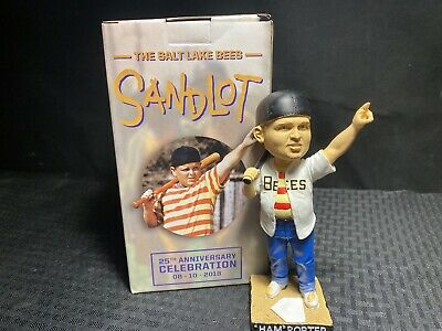$ CDN50.75 • Buy Salt Lake Bees Ham Porter The Sandlot Bobblehead SGA NEW