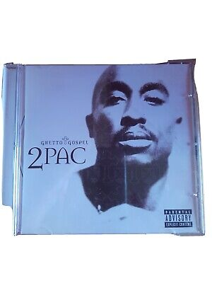 2Pac - Ghetto Gospel CD Single • 2.20£