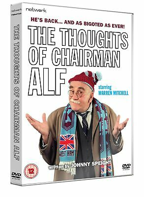 The Thoughts Of Chairman Alf [DVD] • 8.99£