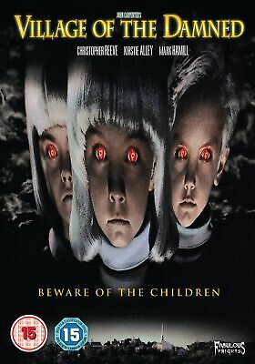 Village Of The Damned [DVD] • 5.99£