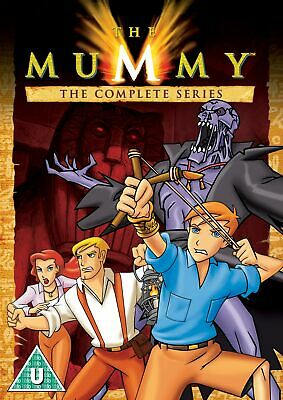 The Mummy: The Complete Animated Series [DVD] • 15.99£