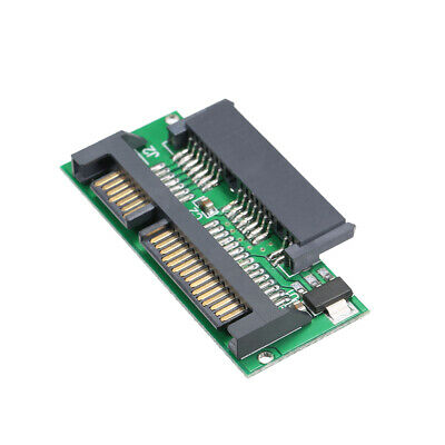 £2.72 • Buy 1.8in Micro SATA To SATA 2.5 SSD Hard Drive Disk Adapter Card For Laptop X4C7