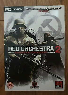 Red Orchestra 2: Heroes Of Stalingrad Pc Game • 4.50£