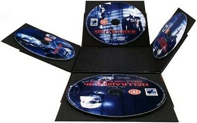 Hellraiser - Limited Edition Puzzle Box (4 DVD Set) (NEW / SEALED) • 59.95£