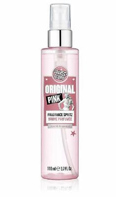 Soap And & Glory ORIGINAL PINK Fragrance Spritz (Body Spray) 110ML - 2 PACK • 16.45£