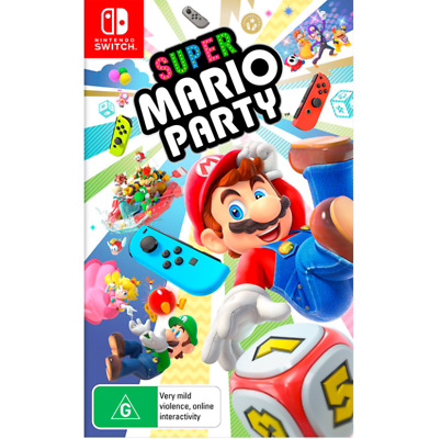 AU65 • Buy Super Mario Party - Nintendo Switch