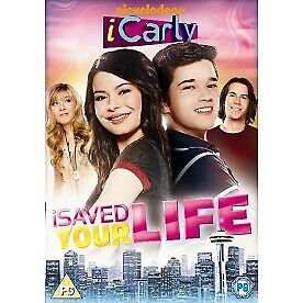 ICarly I Saved Your Life DVD • 6.49£