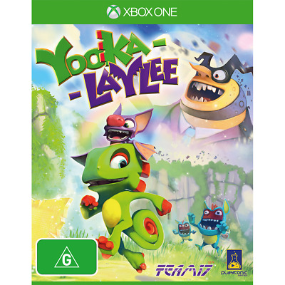 AU28 • Buy Yooka-Laylee Preowned - Xbox One - PREOWNED